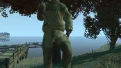 Ruso camuflaje para GTA 4