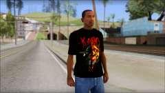 KoRn T-Shirt Mod para GTA San Andreas