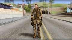 Piers Nivans Resident Evil 6 para GTA San Andreas