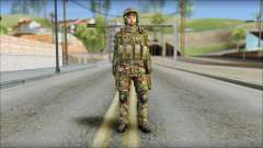 Forest SAS from Soldier Front 2 para GTA San Andreas