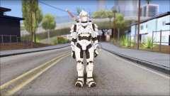 Halo 3 Hayabusa Armor para GTA San Andreas