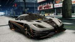 Koenigsegg One v2.0 para GTA 4
