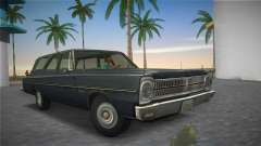 Plymouth Belvedere I Station Wagon 1965 para GTA Vice City