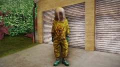 Hazmat Suit from Killing Floor para GTA San Andreas