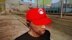 Super Mario Cap para GTA San Andreas