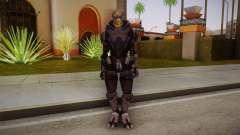 Garrus from Mass Effect 3