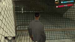 C-HUD by Accord para GTA San Andreas