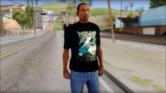 Eskimo Callboy Fan T-Shirt para GTA San Andreas
