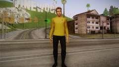 James T. Kirk From Star Trek para GTA San Andreas