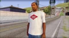 CM Punk T-Shirt para GTA San Andreas