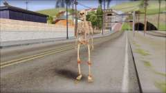 Skeleton from Sniper Elite v2 para GTA San Andreas