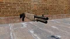 La escopeta Franchi SPAS-12 ACU Camouflage