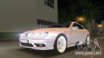 Mercedes-Benz CL65 AMG para GTA Vice City