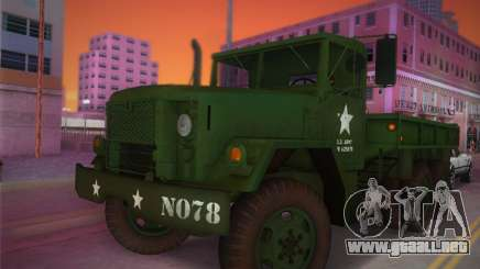 AM General M35A2 1986 para GTA Vice City