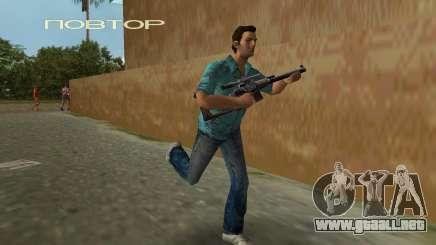 Rifle De Francotirador Especial para GTA Vice City