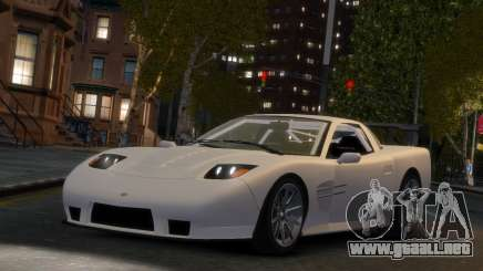 Coquette Racing para GTA 4