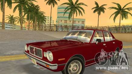 Toyota Cressida RX30 1977 para GTA Vice City