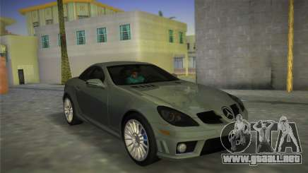 Mercedes-Benz SLK55 AMG para GTA Vice City