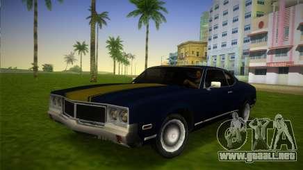 HD Sabre Turbo para GTA Vice City