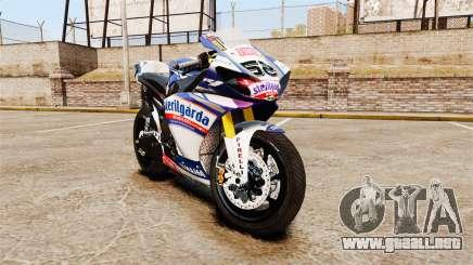 Yamaha YZF-R1 PJ2 para GTA 4
