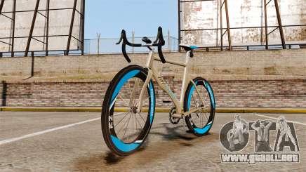 GTA V Tri-Cycles Race Bike para GTA 4