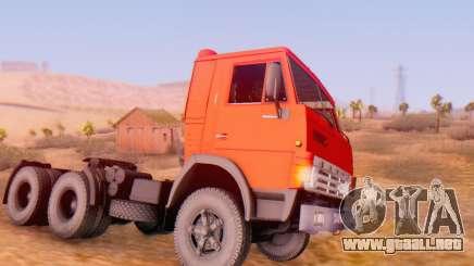 KamAZ 54112 FIV para GTA San Andreas