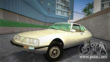 Citroen SM 1972 para GTA Vice City