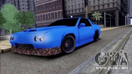 Buffalo Drift Style para GTA San Andreas