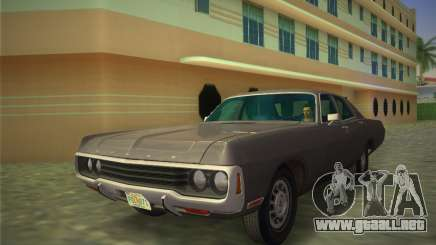 Dodge Polara 1971 para GTA Vice City