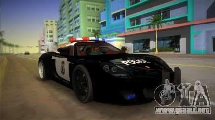 porsche carrera gt para gta vice city. Black Bedroom Furniture Sets. Home Design Ideas