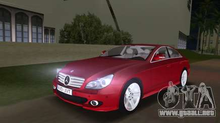 Mercedes-Benz CLS500 para GTA Vice City