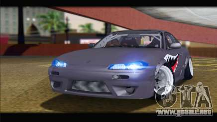 Nissan Silvia S15 Top Flight para GTA San Andreas