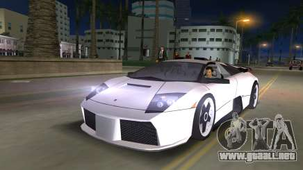 Lamborghini Murcielago V12 Tuning v.2 Final para GTA Vice City