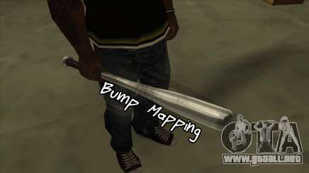 Baseball Bat para GTA San Andreas