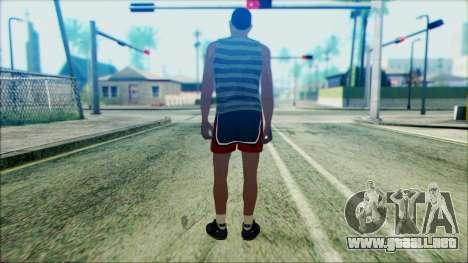 New Wmyjg para GTA San Andreas segunda pantalla