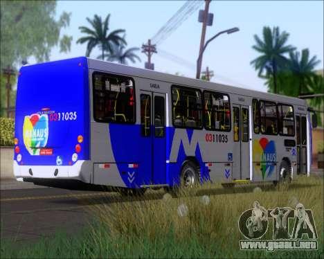 Marcopolo Torino 2007 Volksbus 17-230 EOD para la visión correcta GTA San Andreas