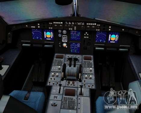 Airbus A340-313 Air China para el motor de GTA San Andreas