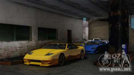 Sport Cars in Doherty para GTA San Andreas
