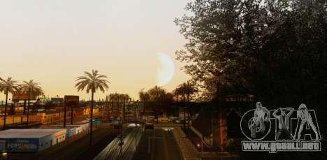Graphical Shell para GTA San Andreas segunda pantalla