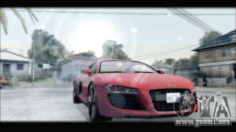 Graphic Unity V2 para GTA San Andreas sexta pantalla