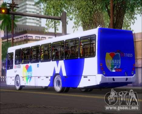 Marcopolo Torino 2007 Volksbus 17-230 EOD para GTA San Andreas left
