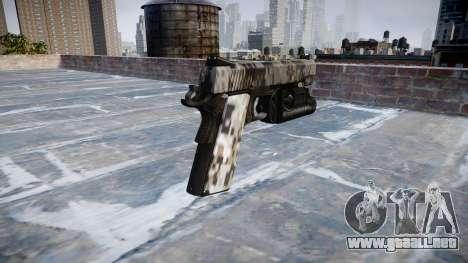 Pistola De Kimber 1911 Ghotex para GTA 4 segundos de pantalla