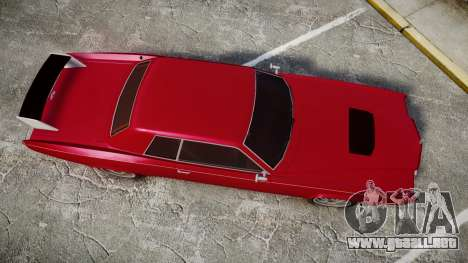Albany Buccaneer Modified para GTA 4 visión correcta