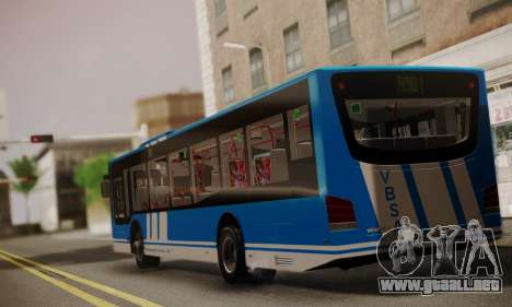 Design X4 Dreamer Blueline para GTA San Andreas left