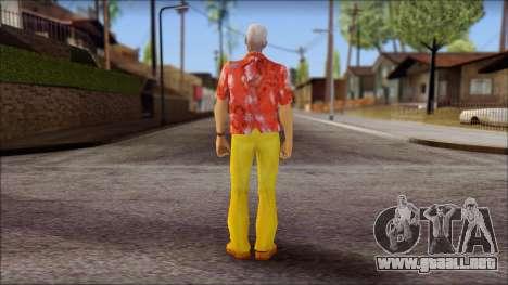 Doc from Back to the Future 2015 para GTA San Andreas segunda pantalla