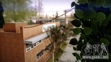 Graphic Unity v3 para GTA San Andreas octavo de pantalla