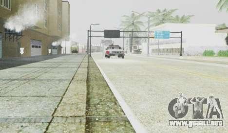 Graphical Shell para GTA San Andreas sexta pantalla