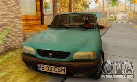 Dacia 1310 Liberta v1.1 para GTA San Andreas left