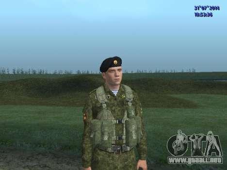 El Oficial De La Infantería De Marina para GTA San Andreas