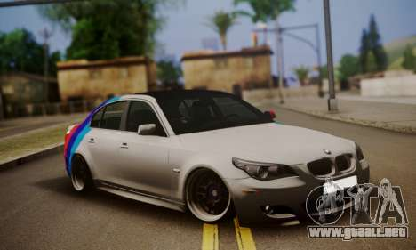 BMW M5 E60 Stance Works para GTA San Andreas